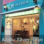 SHINKA in Azabu juban, Tokyo