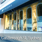 SHINKA in Castlereagh Street, Sydney