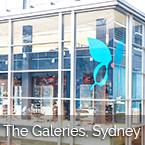 SHINKA at The Galeries, Sydney
